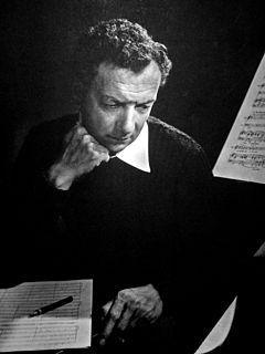 Banjamin Britten c. 1950